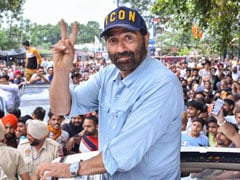 Haryana Assembly Polls: Sunny Deol Campaigns For BJP Candidate Om Parkash Dhankar