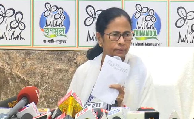 Trinamool Attacks BJP Over Central Troop Deployment In Bengal Till May 25