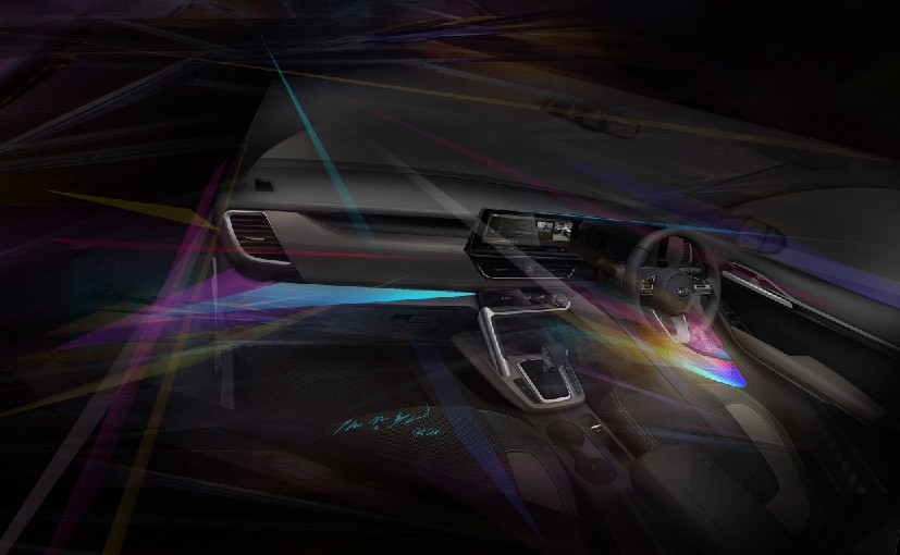 Kia SP2i official interior sketches revealed ahead of June launch