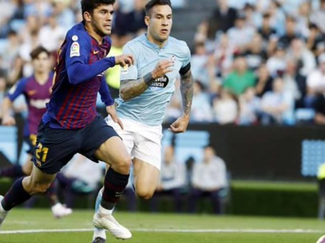 FOOTBALL: thats why Barcelona faces upset as loses against celta