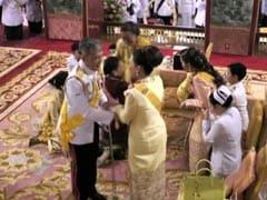 Coronation Rituals For Thailand King Maha Vajiralongkorn Begin