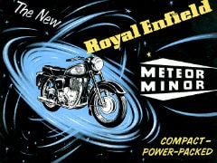 Royal Enfield Meteor Nameplate Could Be Revived; Trademarked In Europe