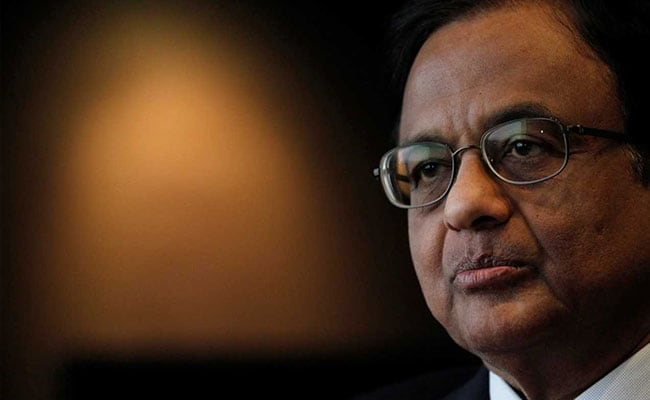 """This Is The New Normal"": P Chidambaram Hits Out At Centre's J&K Move"