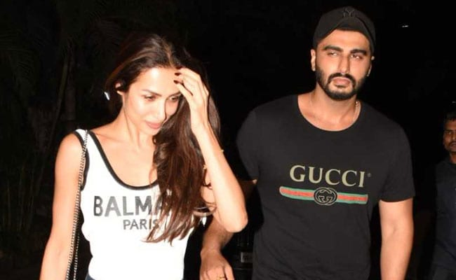 Arjun Kapoor says this about making it official with Malaika Arora