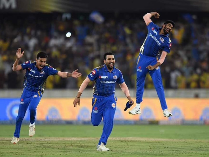 "Rohit Sharma Calls Lasith Malinga ""Champion"" After Mumbai"