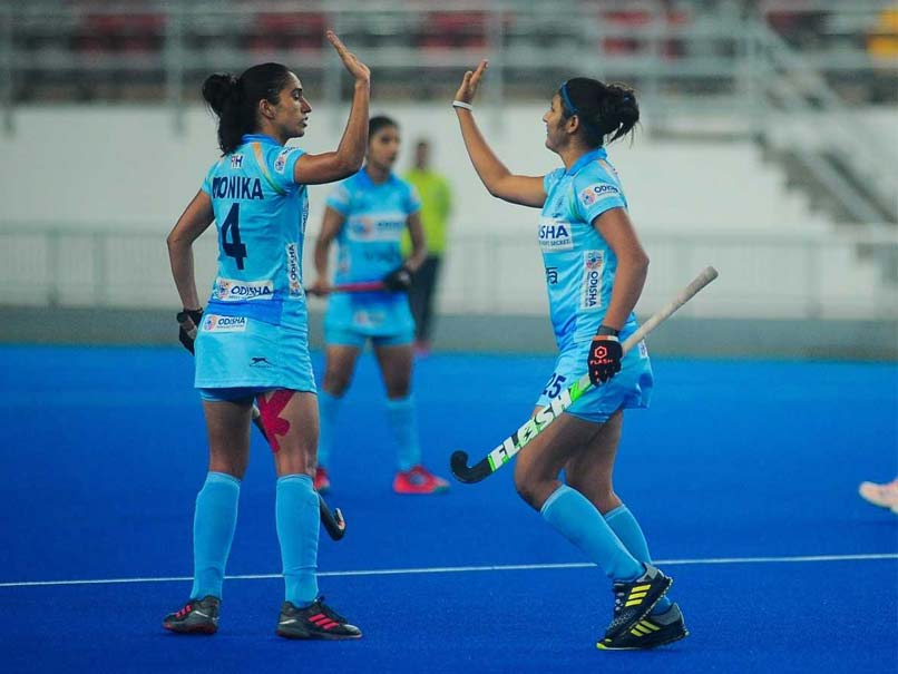 India Women's Hockey Team Beat South Korea 2-1 In Tour Opener