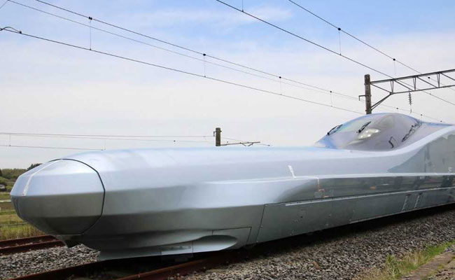 Japan's Next-Generation Shinkansen Bullet Train Clocks 320 Kmph In Test