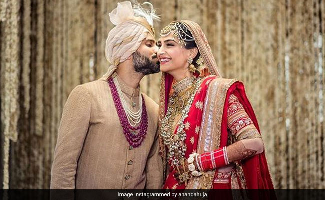 'Sonam Kapoor, You're My Guiding Star': Read Anand Ahuja's Lovely Anniversary Note