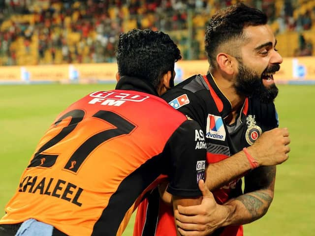 Watch: Virat Kohli Mocks Khaleel Ahmed By Impersonating His Wicket Celebration