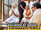 Video: Prayers, Thanksgiving As PM Modi Visits Varanasi After Massive Win
