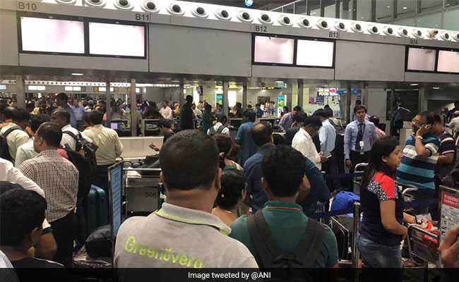 Normal Services Restored At Kolkata Airport After 9 Hours: Official