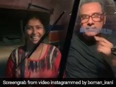 ये टीवी एक्ट्रेस रात में चलाती हैं ऑटो, बोमन ईरानी ने वीडियो शेयर कर लिखी ये बात