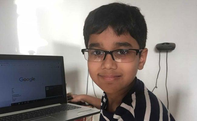 चौथी क्लास में पढ़ने वाले बच्चे ने बनाया कमाल का ऐप, बच्चों को ऐसे रखेगा फिट