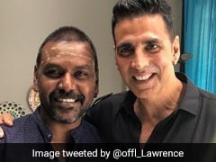 Raghava Lawrence Will Reconsider Directing Akshay Kumar's <I>Laxmmi Bomb</I>. Conditions Applied