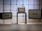 Video: Marshall's Triple Delight for Audiophiles