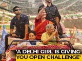 "Video: ""Delhi Girl Challenging You"": Priyanka Gandhi Responds To PM's Dare"