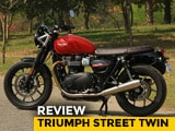 Video : 2019 Triumph Street Twin Review
