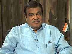 Nitin Gadkari's Delhi-Bound Flight Diverted To Lucknow Due To Bad Weather