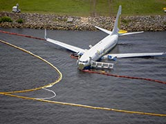 """Thrust Reverser """"Not Working"""" On Florida Plane That Crashed In River"""