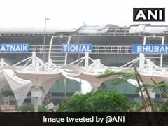 Bhubaneswar Airport Suffers Heavy Damage As Cyclone Fani Batters Odisha