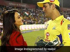 IPL 2019 से बाहर हुई प्रीति जिंटा की टीम, मैदान पर महेंद्र सिंह धोनी को दे डाली ये धमकी