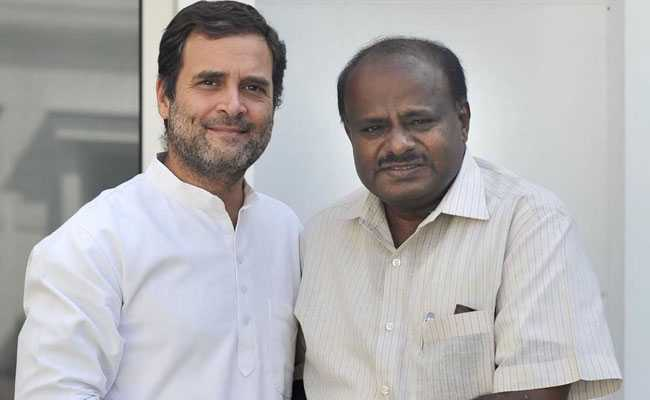 Rahul Gandhi Condemns Arrest Of UP Journalists, BJP Cites Karnataka 'Hypocrisy'