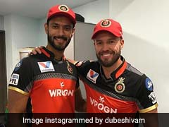 Shivam Dube Reveals How AB de Villiers