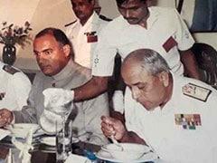 "No Rajiv Gandhi ""Party"" On INS Viraat, Says Ex-Commander Of Navy Warship"