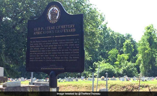 Last Known Ship To Bring Slaves To U.S. Discovered In Alabama