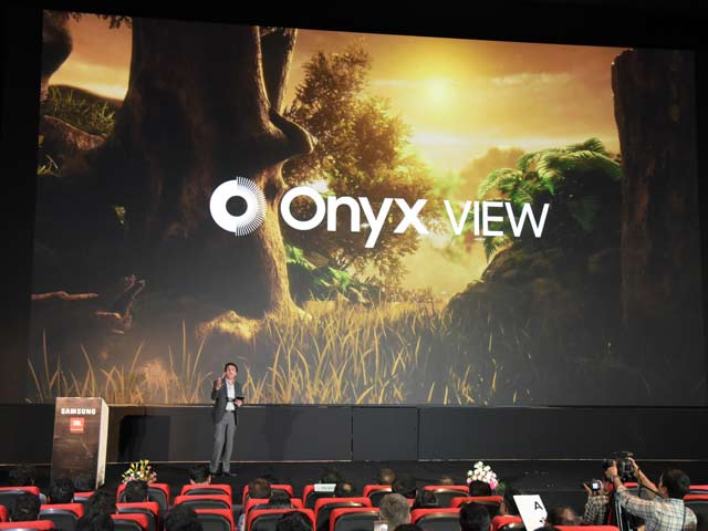 Video : World's Largest Onyx Cinema LED Screen