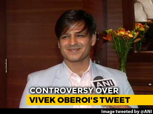 Video : Vivek Oberoi Apologises Amid Anger Over Aishwarya Rai Meme, Deletes Tweet