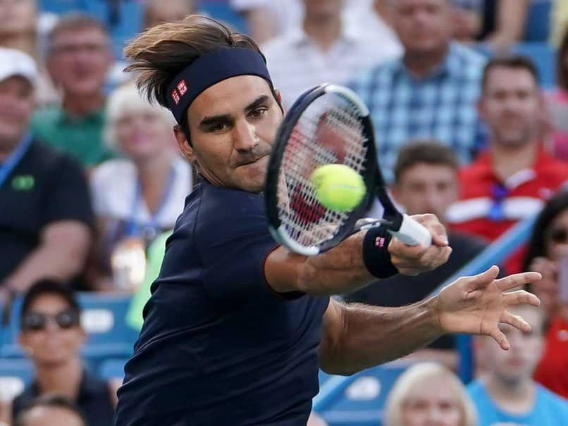 TENNIS: Roger Federer reaches in to Quarter Final of Italy Open