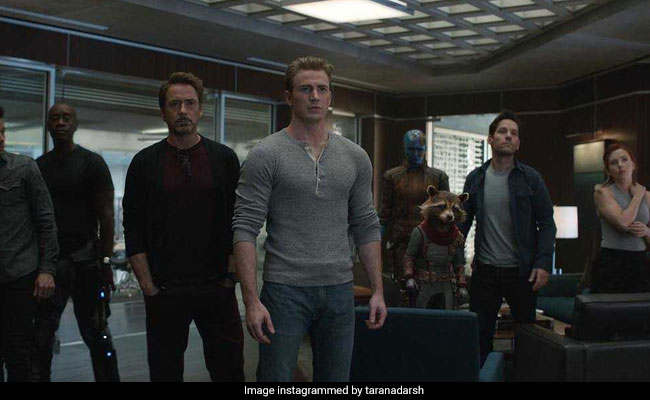 Avengers: Endgame Box Office Collection Day 7: The Marvel Film Makes Over Rs 260 Crore