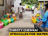 Video : Chennai Residents Blame Metro Tunnel For Groundwater Depletion