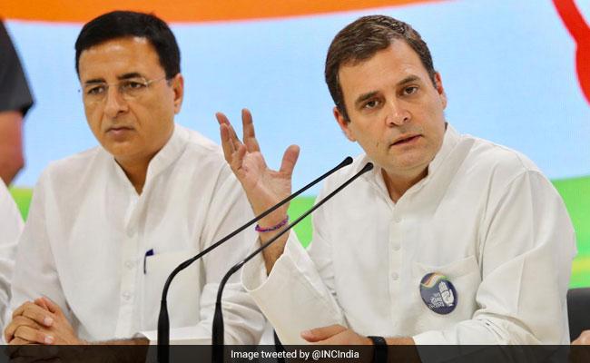 जब राहुल गांधी ने बीजेपी सरकार से पूछा: 'आतंकी मसूद अजहर को किसने छोड़ा था'