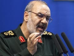 "Iran Guards Chief Says Americans Have Started ""Psychological War"""