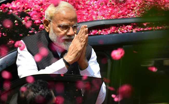 PM Modi Writes Poem In Gujarati Eulogising Sun On Makar Sankranti