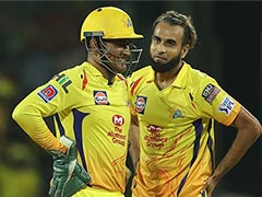 MS Dhoni Reveals How He Keeps Up With Imran Tahir's Wild Celebrations - Watch