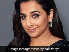 How Excited Is Vidya Balan To Play Shakuntala Devi? 'Extremely'