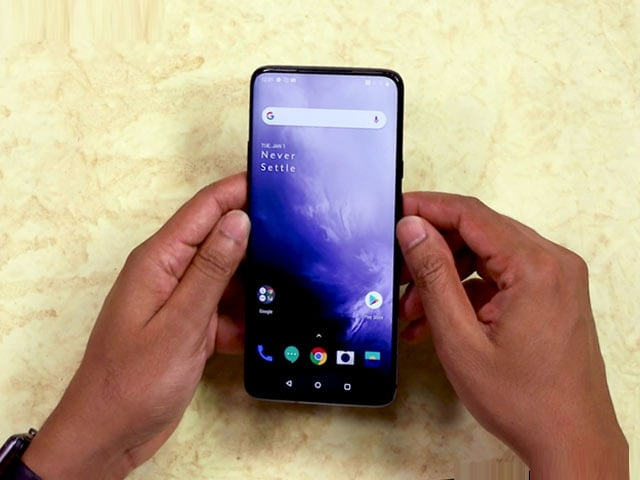 d132eec6103 OnePlus 7 Pro Unboxing And First Look - Price In India, Features, And More