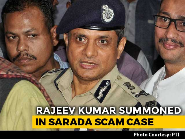 Video : Ex-Kolkata Top Cop Skips CBI Summons In Chit Fund Case, Says On Leave