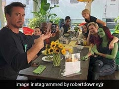 <i>Avengers: Endgame</i> - When Robert Downey Jr Had His Female Co-Stars Over For A 'Marvel'ous Lunch