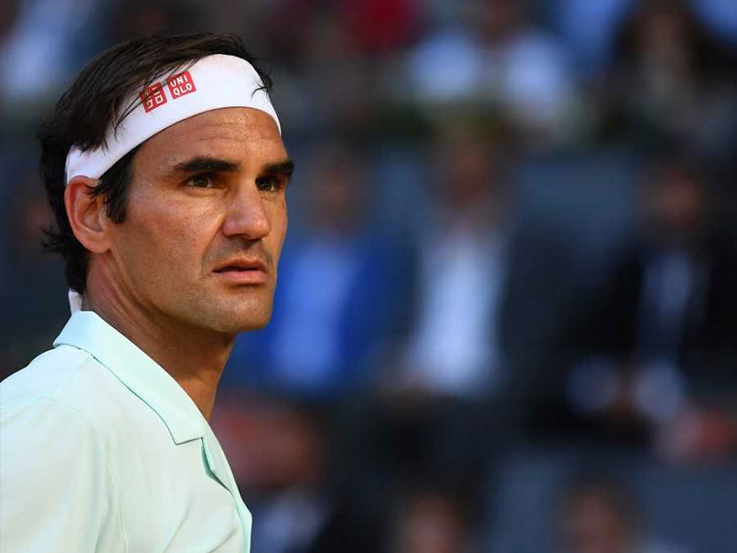 Roger Federer Out Of Italian Open With Right Leg Injury
