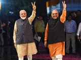 Video : Election Results: Total BJP Sweep, India Chooses Modi 2.0