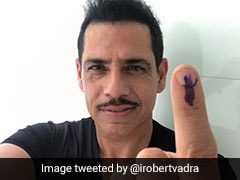 "Robert Vadra, Trolled Over Paraguay Flag Blooper, Admits ""Mistake"""