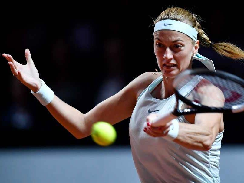 Madrid Open: Reigning Champion Petra Kvitova Brushes Past Kristina Mladenovic