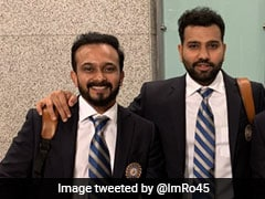 "Watch: Kedar Jadhav To Act In ""Race 4""? Rohit Sharma Drops Big Hint"