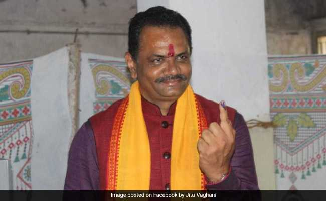 BJP Gujarat Chief Banned From Campaigning For 72 Hours