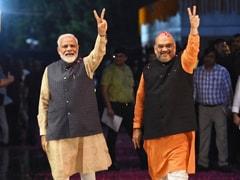 भाजपा की ऐतिहासिक जीत में इन नेताओं के नाम रही सबसे बड़ी जीत, 'मोदी की आंधी' में उड़ गई कांग्रेस