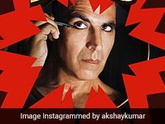 अक्षय कुमार फिल्म 'लक्ष्मी बम' में कुछ इस तरह आएंगे नजर, शेयर करते ही Photo वायरल